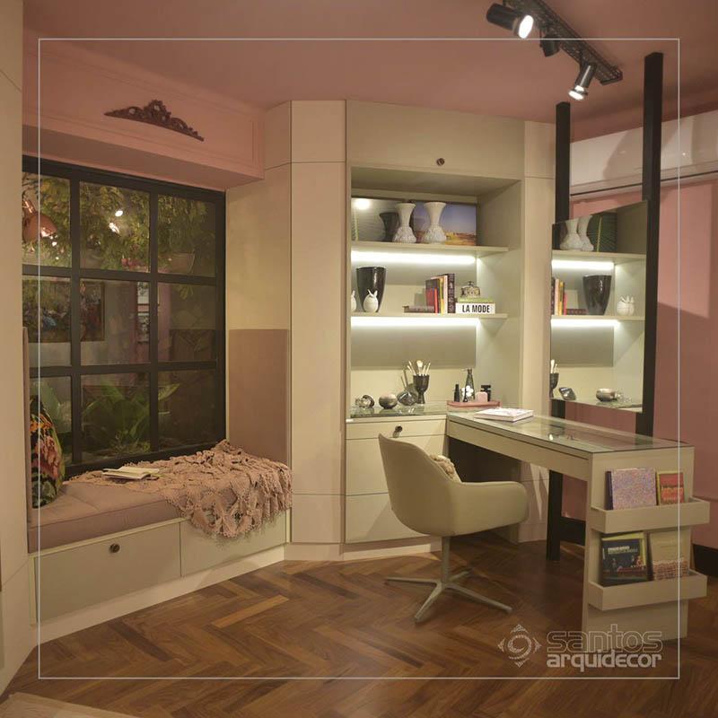 Iluminação Design de Interiores em Santos